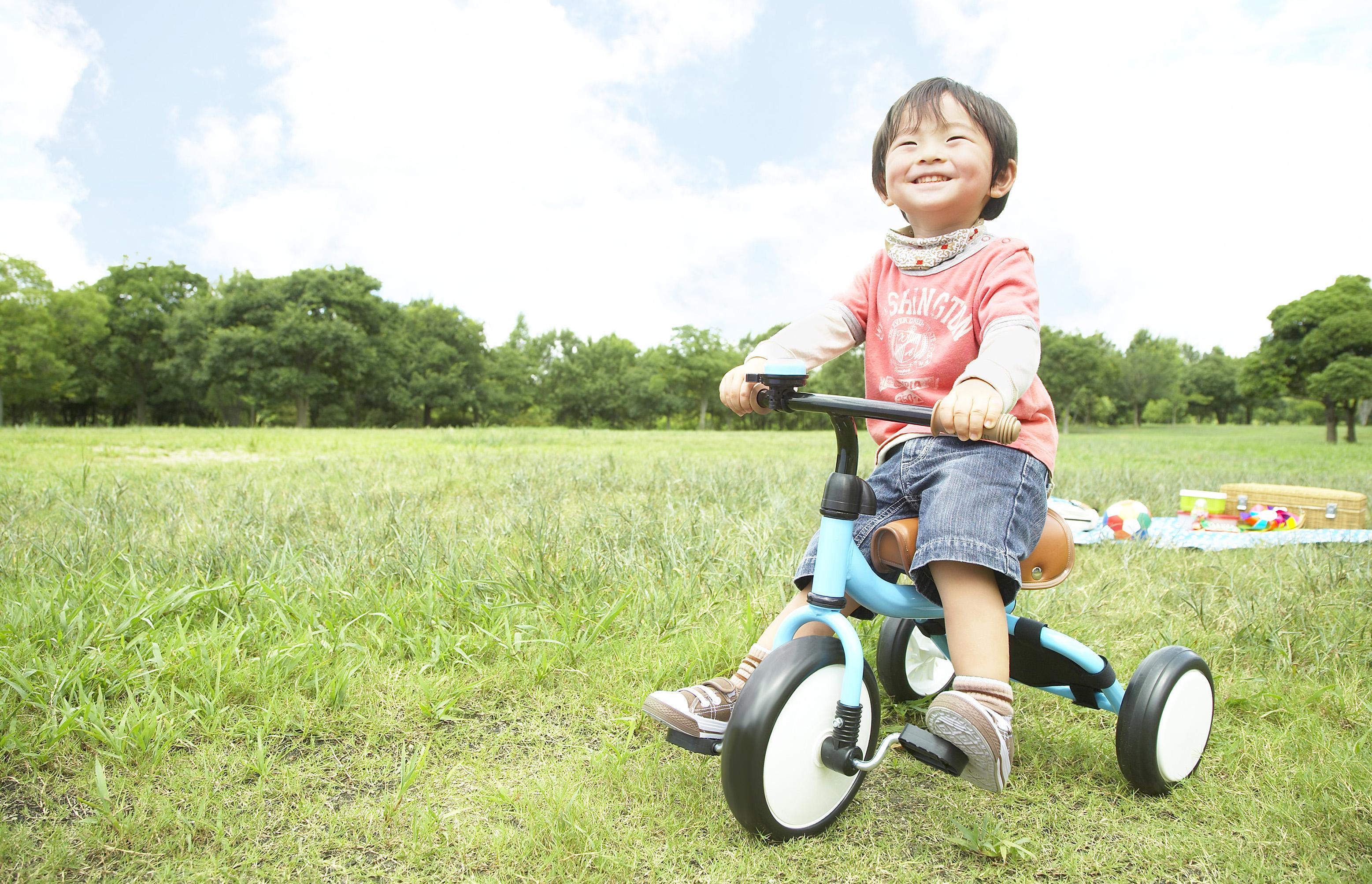 三輪車、Trike、トライク、さんりんしゃ、シンプル、Tricycle、